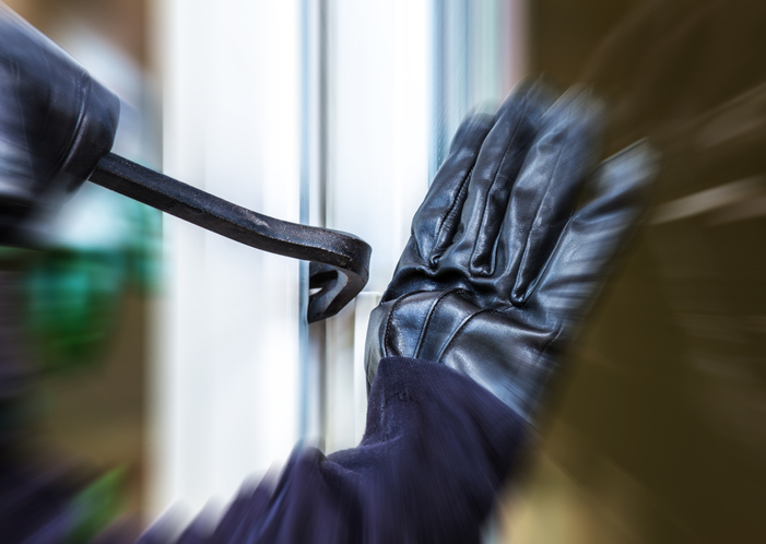breaking and entering phoenix rental home security