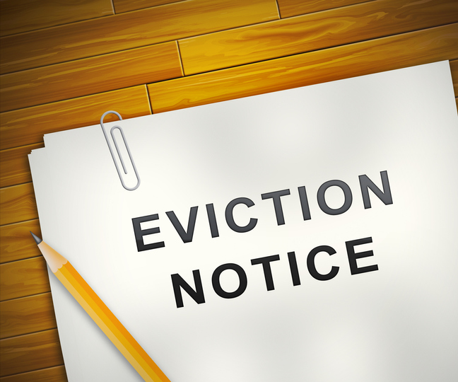 Past Eviction Notices Are a Bad Sign During a Phoenix Rental Property Tenant Screening